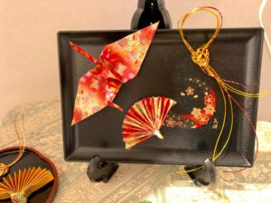 origami work