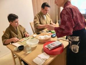 巻き寿司づくり