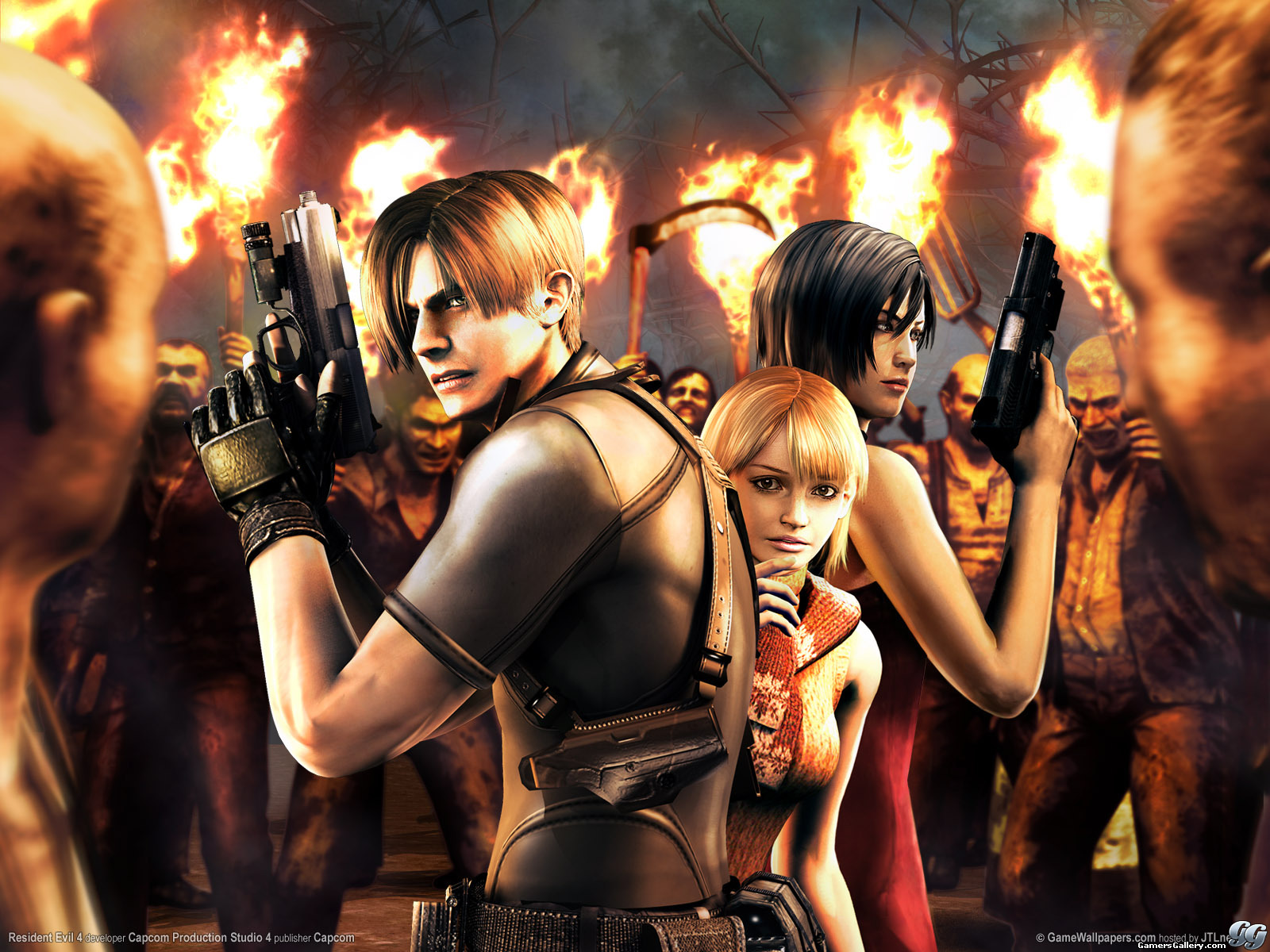 Resident Evil 3DS…mouth wateringly awesome!!