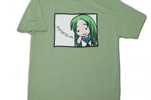 Review: Churuya-San Anime T-Shirt – Nyoro~n