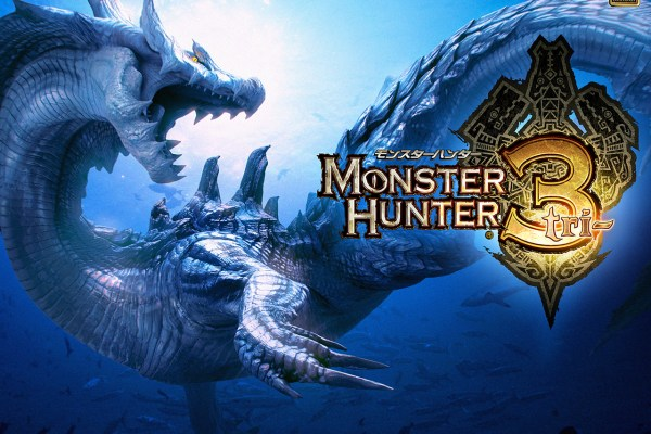 Monster Hunter Sells Out In Japan