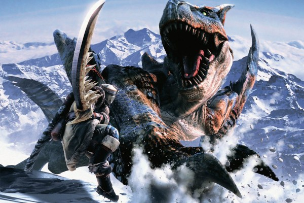Monster Hunter HD Site Goes Live