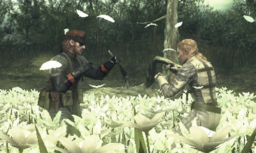MGS 3D Details Shown By Kojima