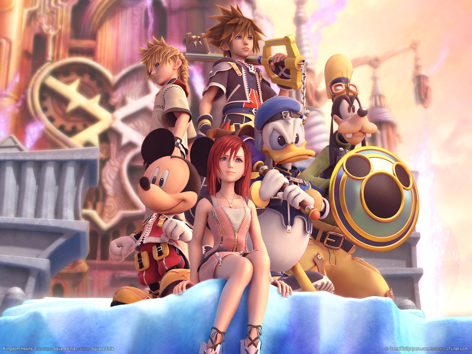 New Images From Kingdom Hearts 3D