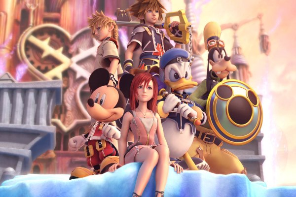 Kingdom Hearts HD 1.5 Remix Images