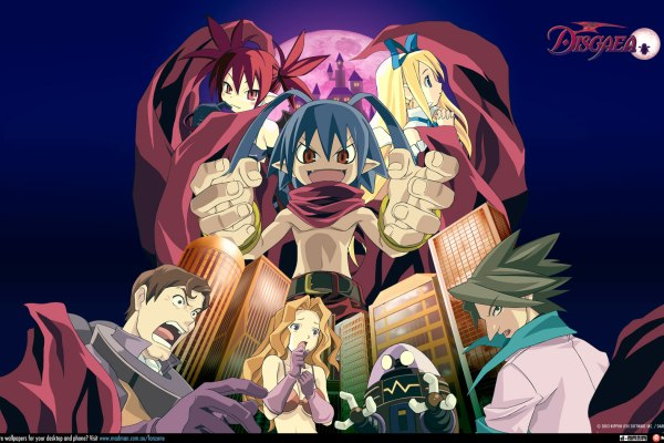 Disgaea 3 Is Vita Bound