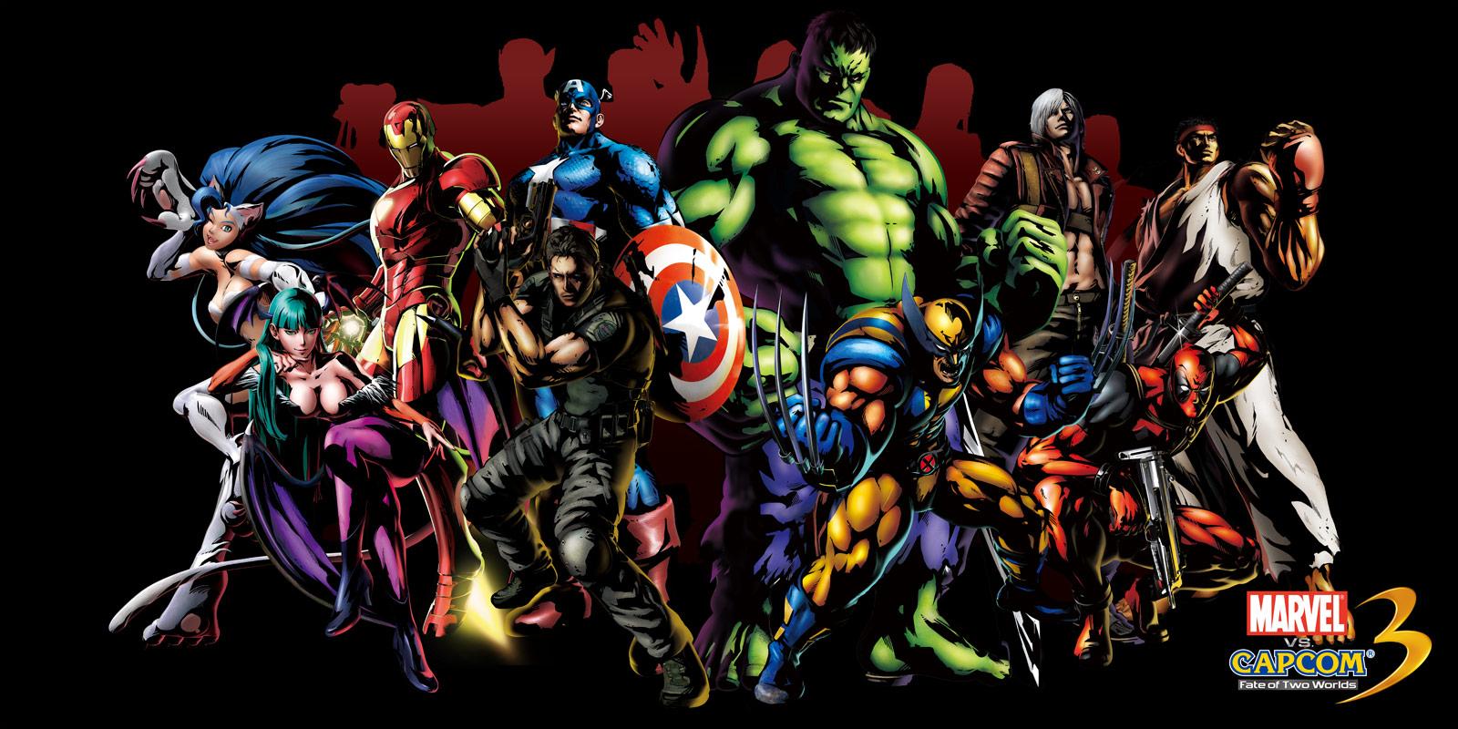 New Ultimate Marvel Vs. Capcom 3 Trailer