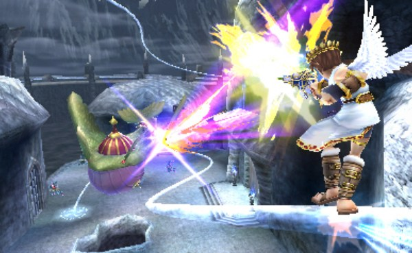 Kid Icarus Multiplayer Mode Shown