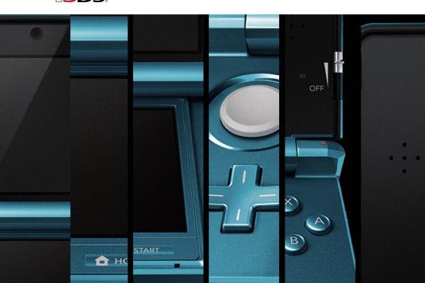 Ice White 3DS Hi Res Shots