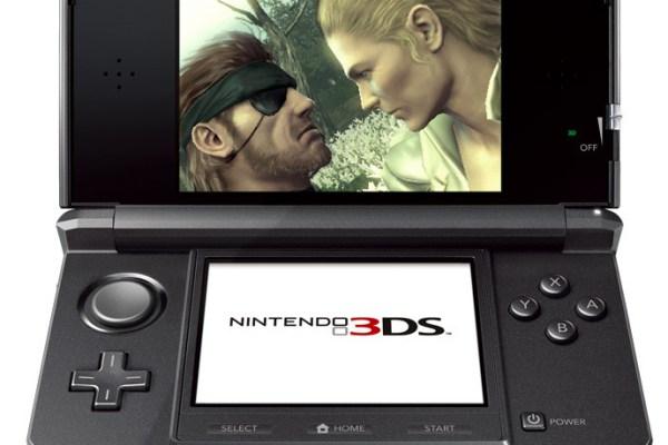 EU E-Shop Receives 3DS Demos