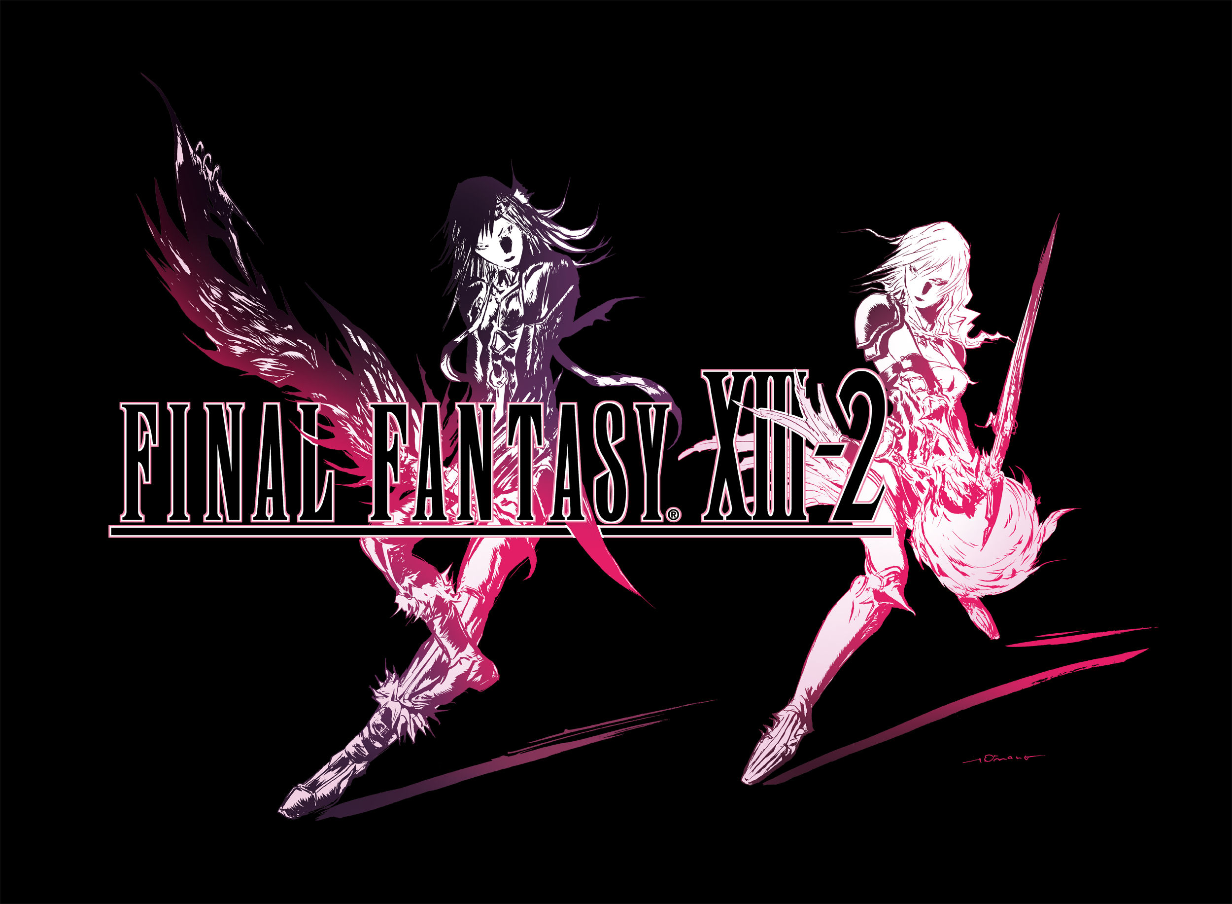 New Site For Final Fantasy XIII-2