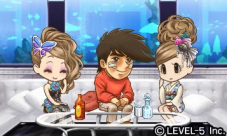 Level-5 World Update – Girls RPG For 3DS
