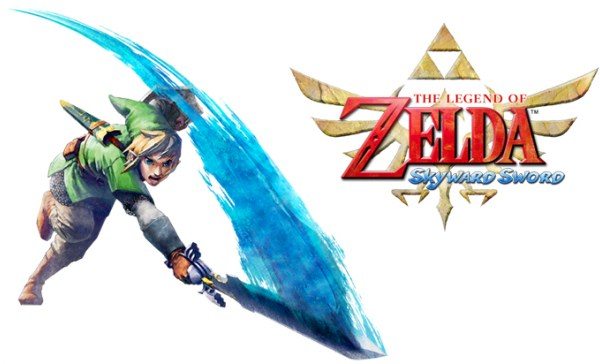 New Trailers For Skyward Sword (Wii)