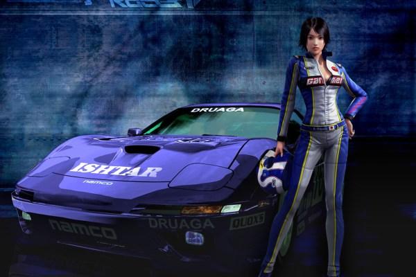 Ridge Racer PS Vita Screenshots