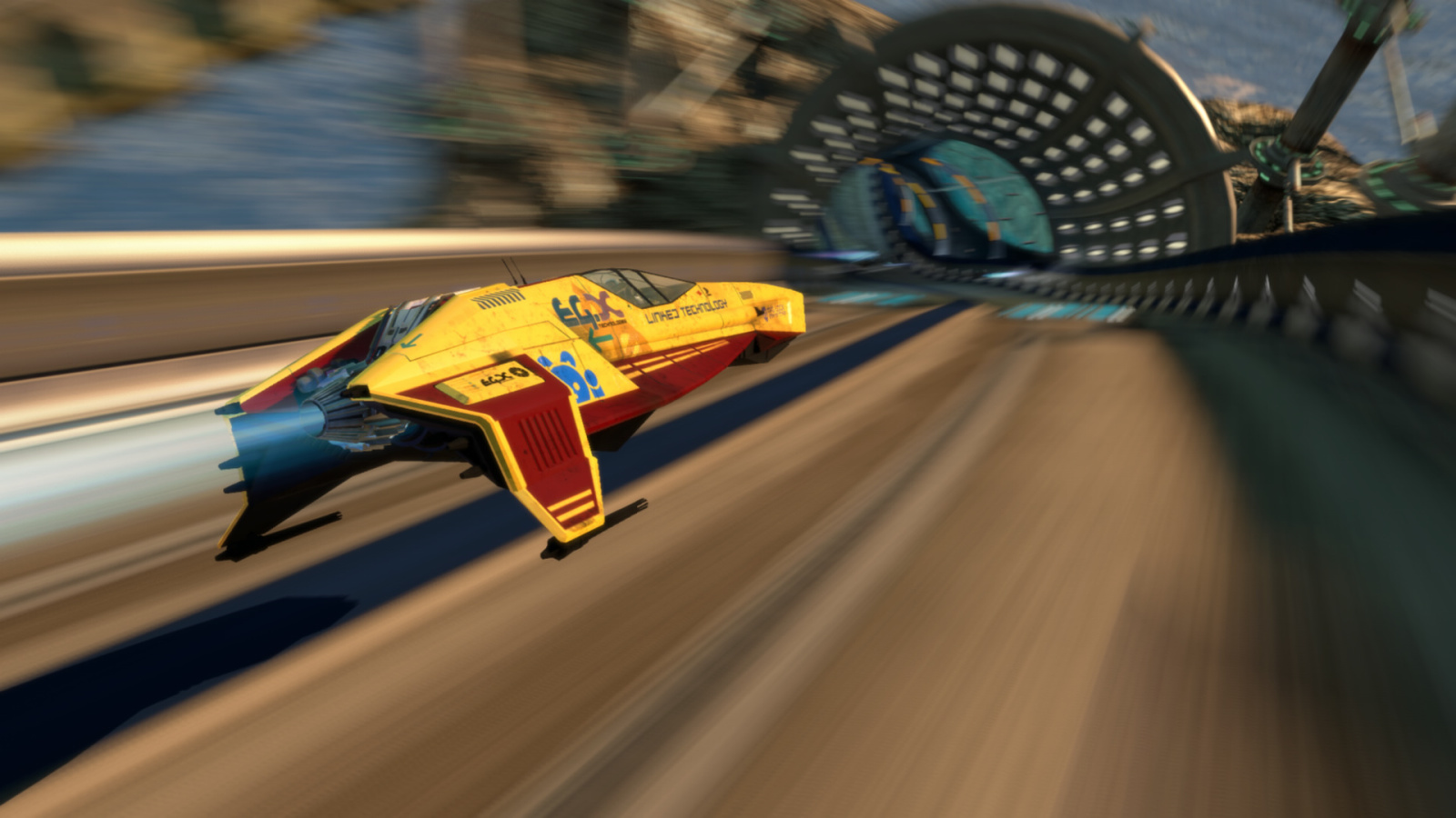 Wipeout 2048 Confirmed For Jan 2012