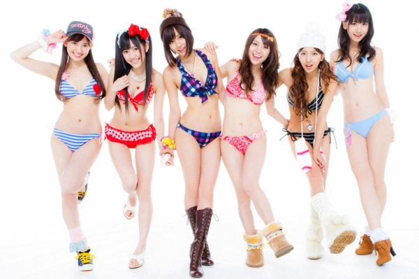 AKB48 Idols Star In Nissin Cup Noodles Commercial