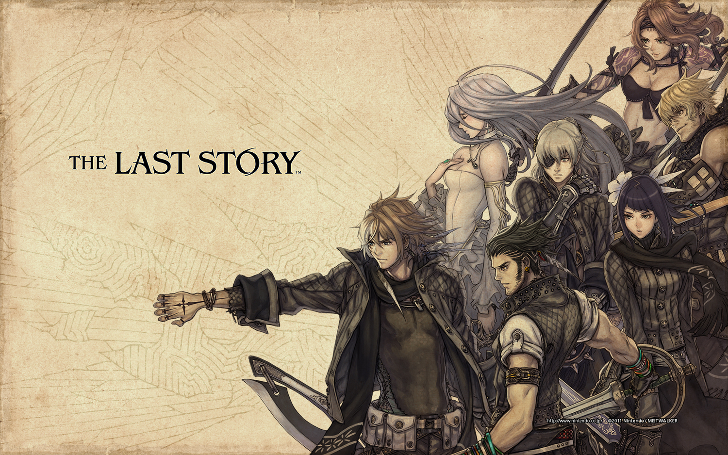 Limited Edition For The Last Story
