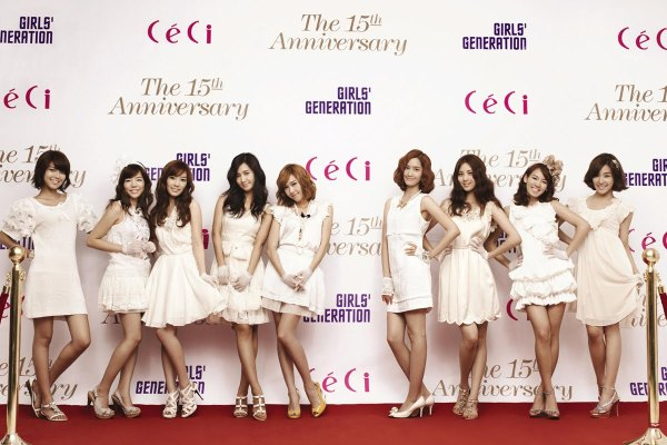 Girls' Generation To Appear In Manga
