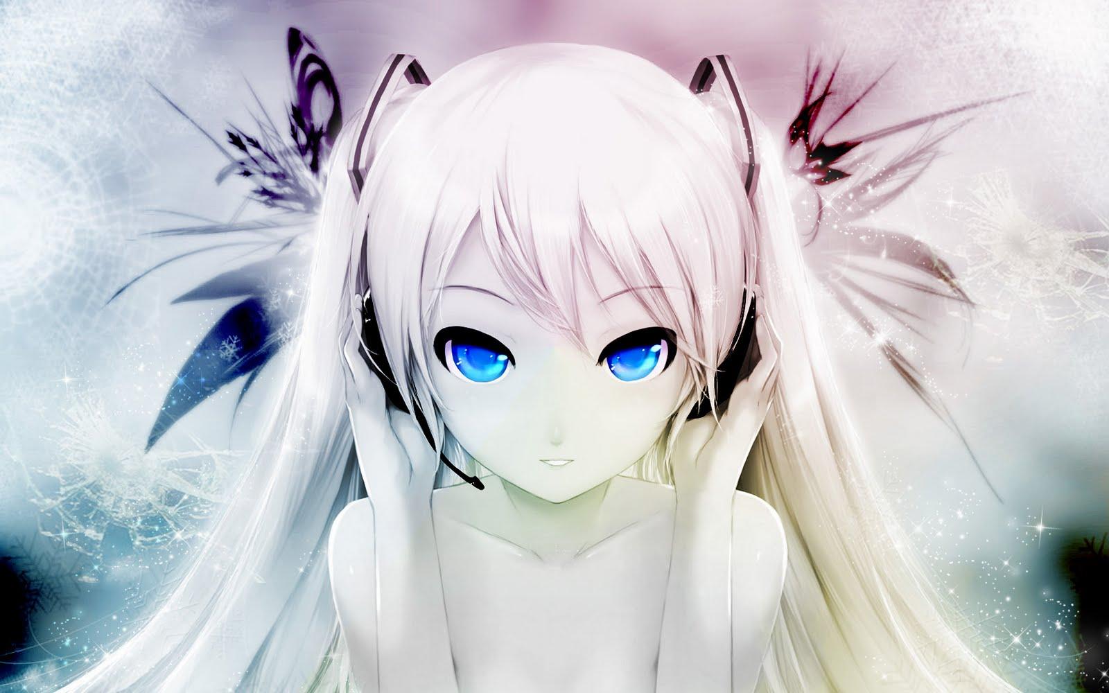 Crystal White For PS Vita In June & Hatsune Miku Surprise