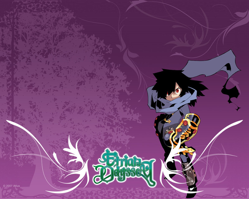 Site Opens For Etrian Odyssey IV