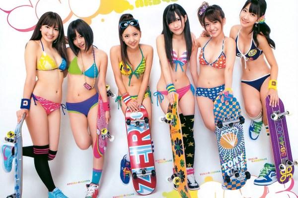 AKB48 Releases Full PV For New Single 'Uza'