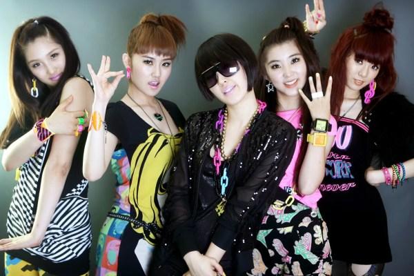 4Minute & Sistar Reveal Teaser Images