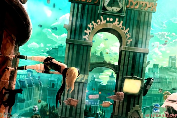 Gravity Rush Breaks 100K In Japan
