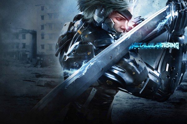 Japan to receive special edition of Metal Gear Rising