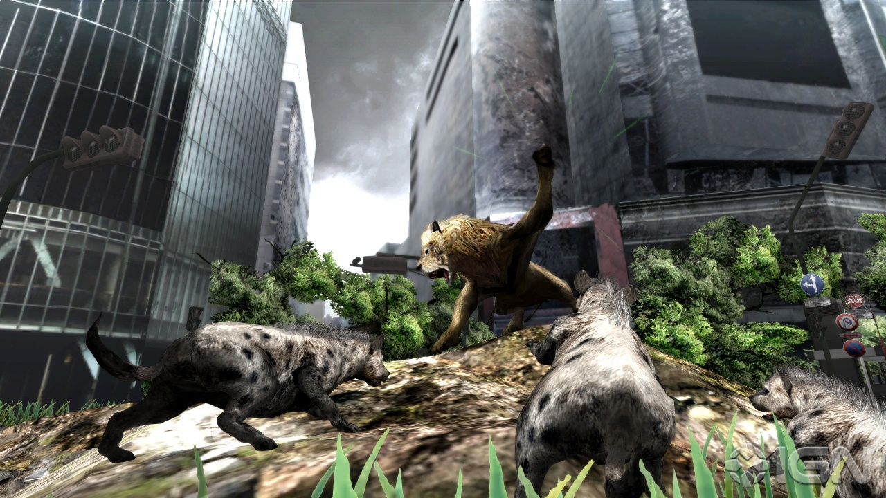 Tokyo Jungle Playthrough With Capcom's Hiroyuki Kobayashi