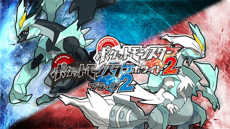 Pokemon Black & White 2 Launches In Japan