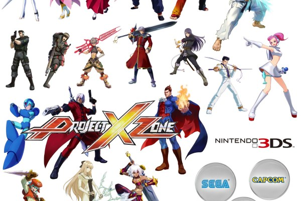 Project X Zone To Be Released Outside Japan
