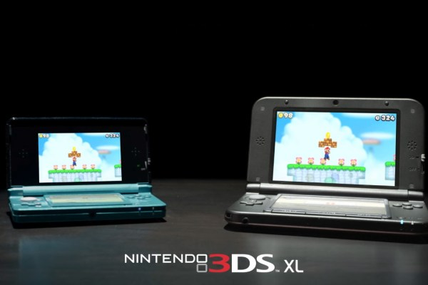 Red 3DS XL Turns On The Charm In Japan