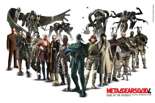Famitsu Metal Gear Solid Anniversary Cover