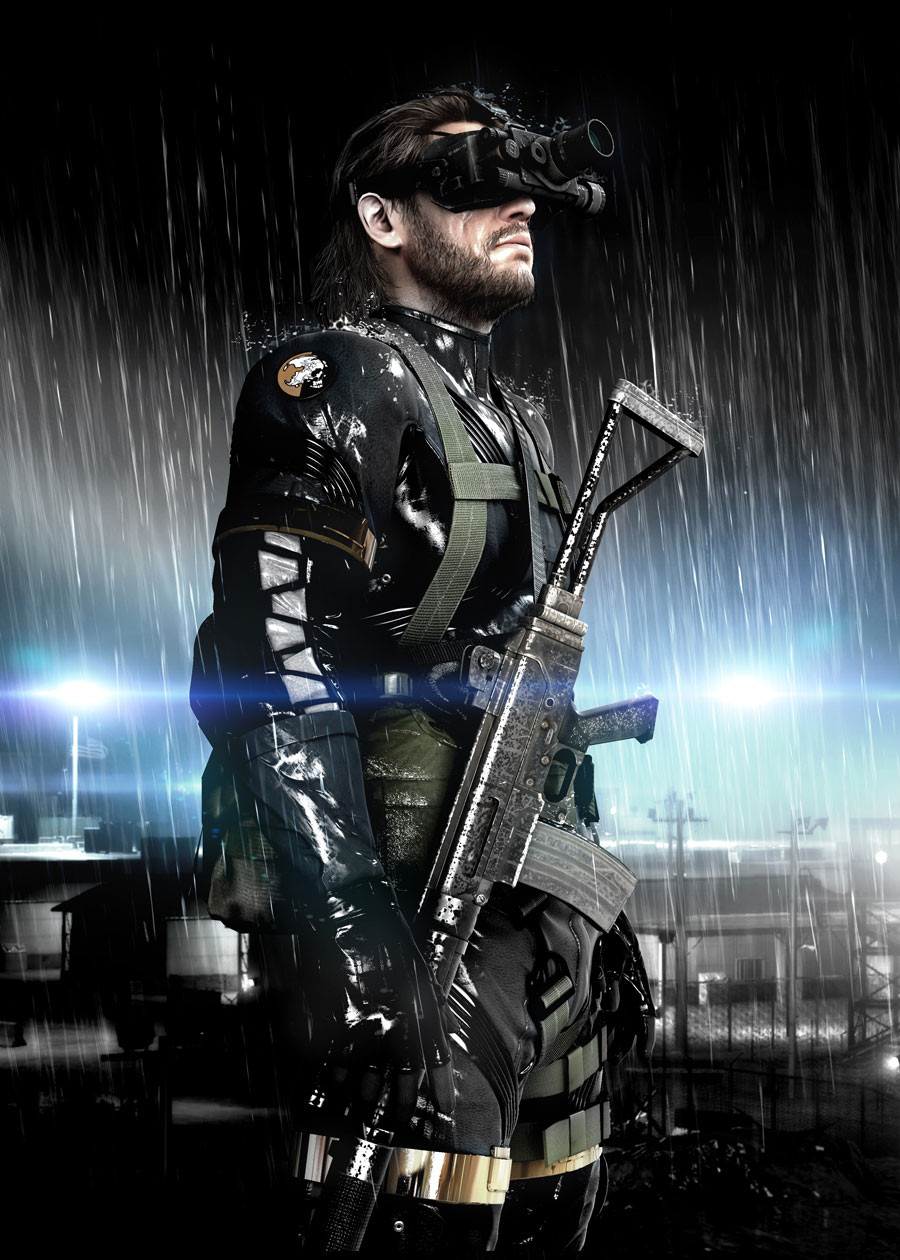 Metal Gear Solid Ground Zeroes Gameplay Video