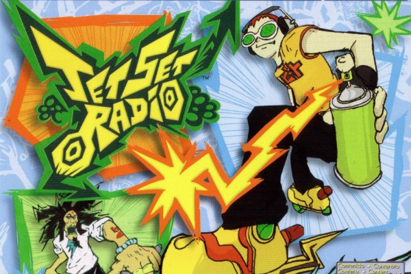 Jet Set Radio Grinds Into Itunes Store