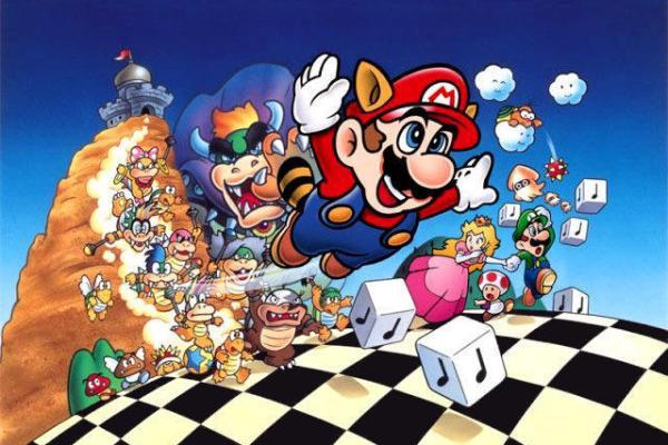 Japanese Virtual Console To Receive Super Mario Bros 3