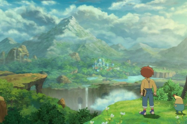 Ni No Kuni: Wrath of the White Witch Footage