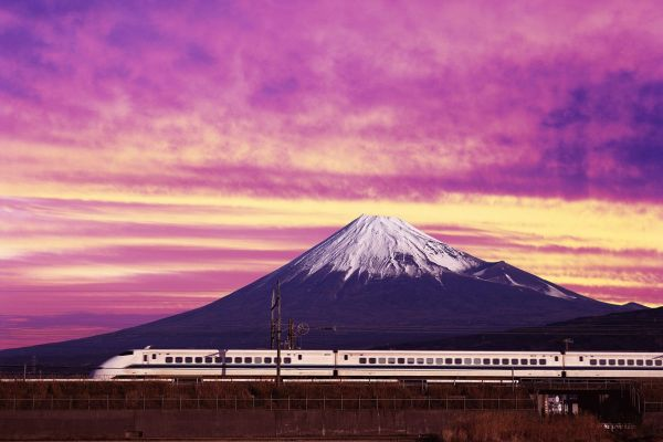 Want To Rent A Bullet Train For A Whole Day?