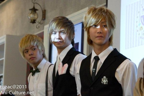 Butler Cafe In Nagoya Sees Lots Of Interest