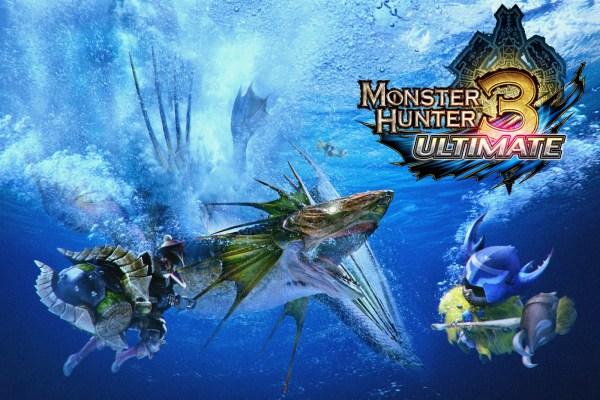 Monster Hunter 3 Ultimate Cinematic Opening