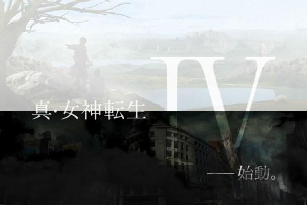 New Clips For Shin Megami Tensei IV