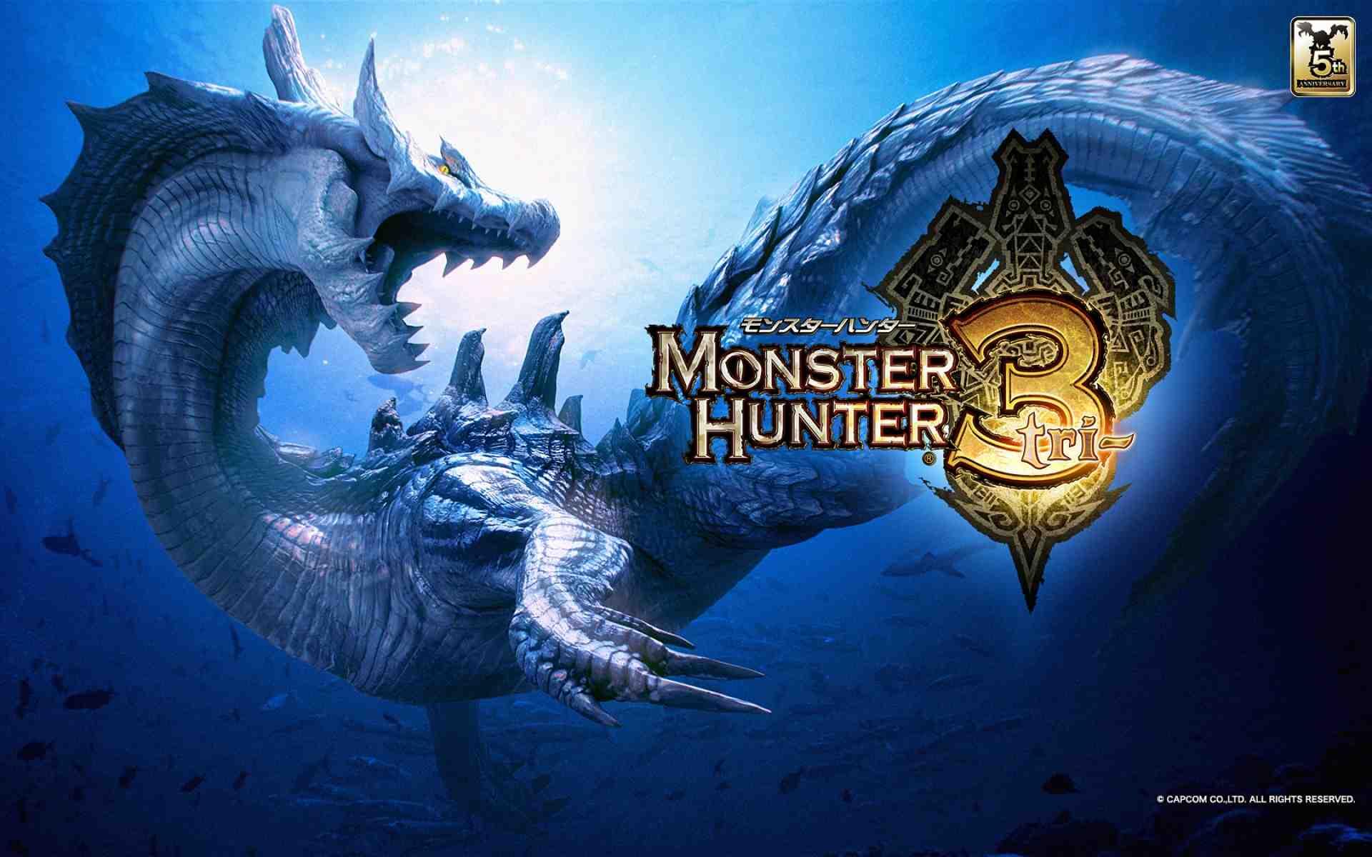 Capcom confirms Monster Hunter not coming to PS Vita
