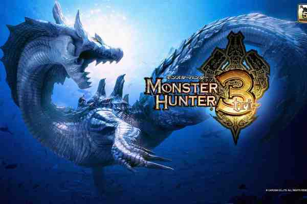 Capcom confirms Monster Hunter not coming to PS Vita