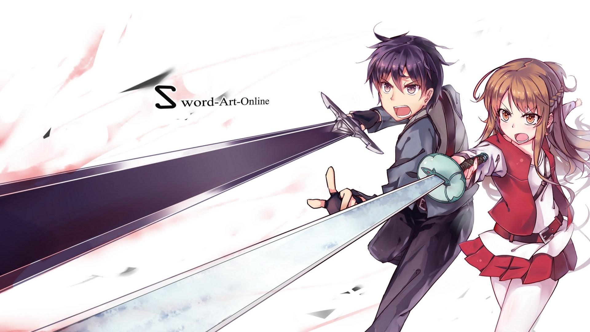 Sword Art Online English Trailer