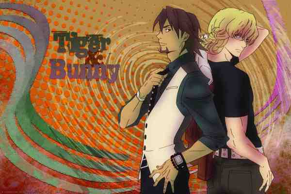 Japanese Fans Voice Opinions To Tiger & Bunny English Dub