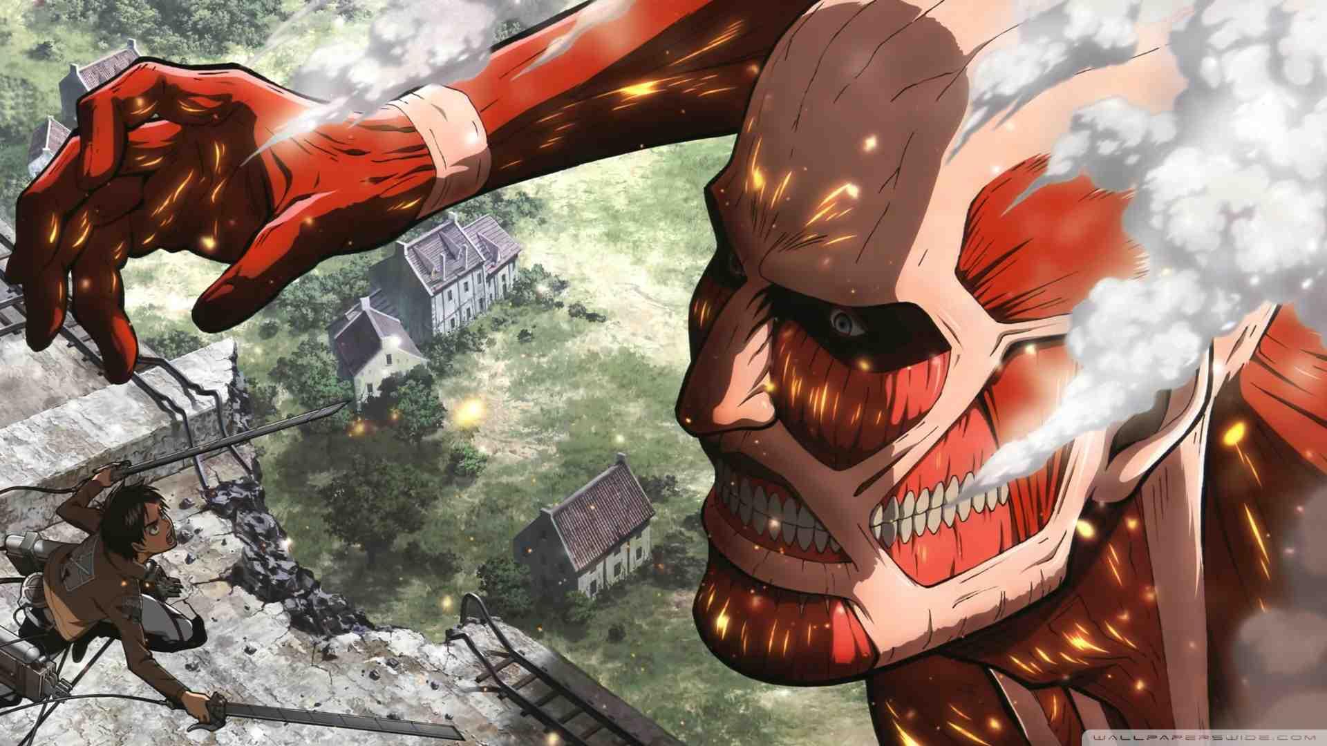 New Attack On Titan Collaboration