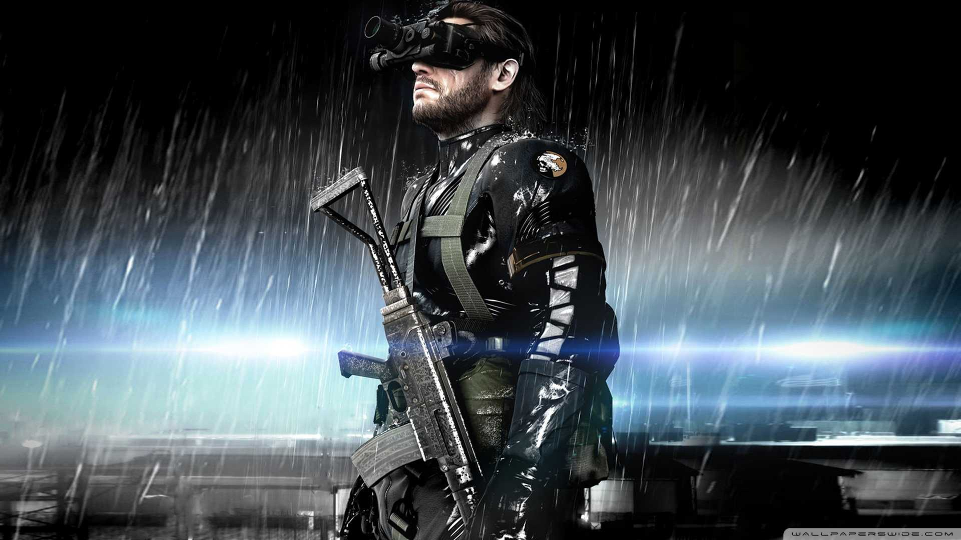 TGS '13: Metal Gear Solid Ground Zeroes demo for TGS