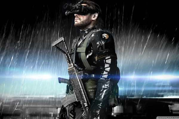 TGS '13: Metal Gear Solid Ground Zeroes English opening