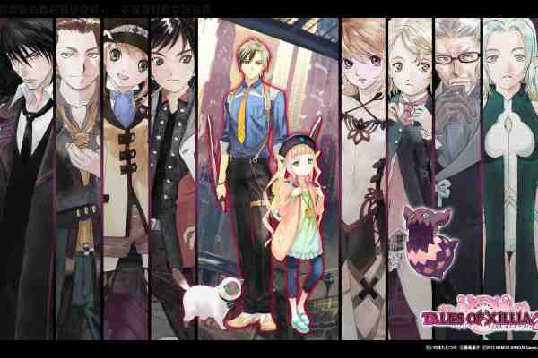 Tales of Xillia 2 trailer releases