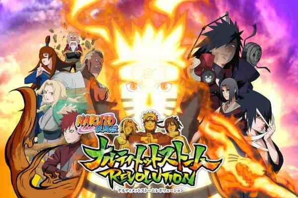 Jump Festa: Naruto Shippuden: Ultimate Ninja Storm Revolution Trailer